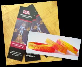 TEA flyers